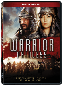 Warrior Princess | aka Queen Ahno | DVD (Lionsgate)