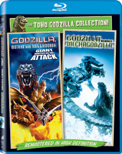 Double Feature: Godzilla | Blu-ray (Sony)