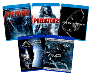"""Predator"" Bundle"