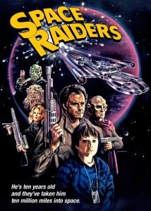 Space Raiders   DVD (Scorpion Releasing)