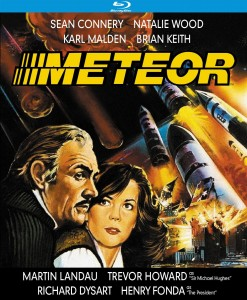Meteor   Blu-ray & DVD (Kino Lorber)