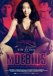 Moebius   DVD (RAM Releasing)