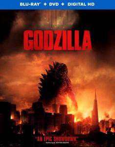 Godzilla | Blu-ray + Blu-ray 3D & DVD (Warner)