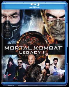 Mortal Kombat: Legacy II | Blu-ray & DVD (Warner)