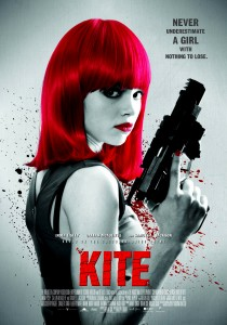 """Kite"" Theatrical Poster"