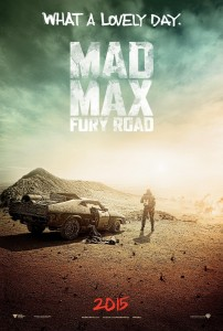 """Mad Max Fury Road"" Teaser Poster"