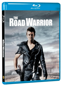 """The Road Warrior"" Blu-ray Cover"