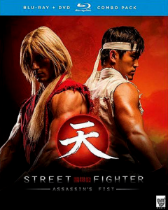 Street Fighter: Assassin's Fist | Blu-ray & DVD (Funimation)