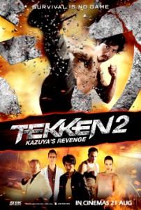 """""""Tekken: Kazuya's Revenge"""" International Teaser Poster"""