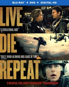 Edge of Tomorrow | Blu-ray + Blu-ray 3D & DVD (Warner)