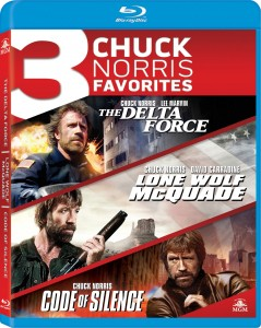 Chuck Norris: Triple Feature | Blu-ray (MGM)