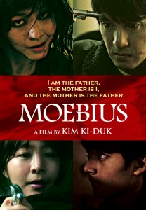 """Moebius"" International Theatrical Poster"