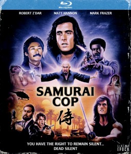 Samurai Cop | Blu-ray (Cinema Epoch)