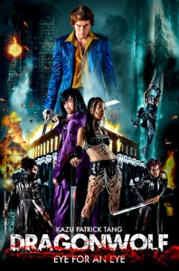 """Dragonwolf"" International Theatrical Poster"