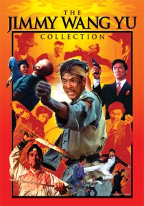 Jimmy Wang Yu 4-Film Collection | DVD (Shout! Factory)