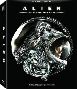 Alien: 35th Anniversary Edition | Blu-ray (Fox)