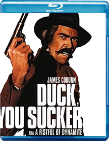 Duck, You Sucker | aka A Fistful of Dynamite | Blu-ray (MGM)