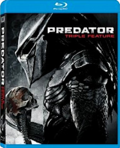 Predator Triple Feature | Blu-ray (Fox)