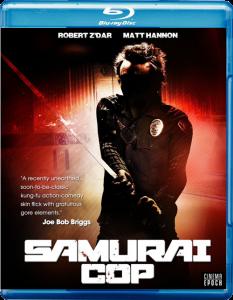 Samurai Cop   Blu-ray (Cinema Epoch)
