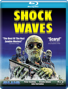 Shock Waves | Blu-ray (Blue Underground)