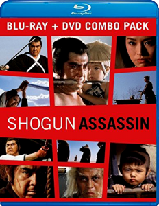 Shogun Assassin | Blu-ray & DVD (Animeigo)