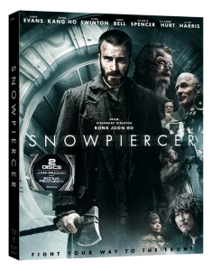 Snowpiercer | Blu-ray & DVD (Anchor Bay)