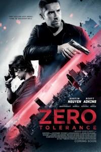 """Zero Tolerance"" Theatrical Poster"
