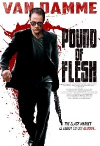 """Pound of Flesh"" Teaser Poster"