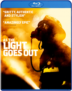 """As The Lights Go Out"" Blu-ray Cover"