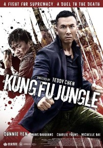 """Kung Fu Jungle"" Theatrical Poster"