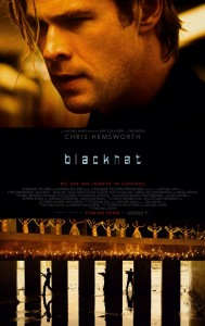 """Blackhat"" Theatrical Poster"