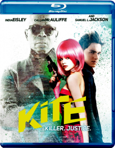 Kite | Blu-ray & DVD (Anchor Bay)