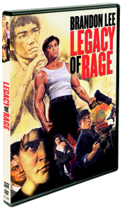 Legacy of Rage | DVD (Shout! Factory)