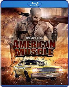 """American Muscle"" Blu-ray Cover"