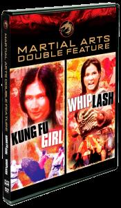 Cheng Pei Pei Double Feature: Kung Fu Girl & Whiplash | DVD (Shout! Factory)
