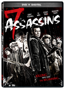7 Assassins | DVD (Lionsgate)