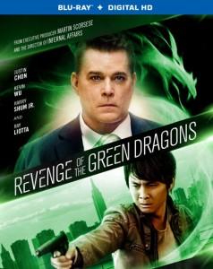 Revenge of the Green Dragons | Blu-ray & DVD (Lionsgate)