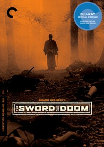 The Sword of Doom | Blu-ray & DVD (Criterion)