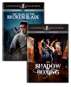 Well Go USA releases two more Shaw Brothers titles!