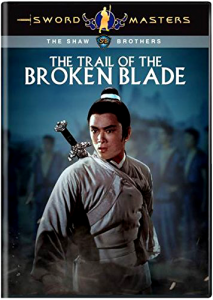 Trail of the Broken Blade | DVD (Well Go USA)