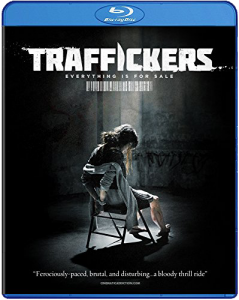The Traffickers | Blu-ray & DVD (Well Go USA)