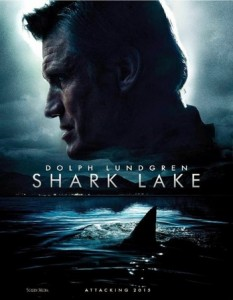 """Shark Lake"" Teaser Poster"