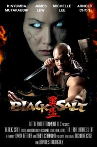 """""""Black Salt"""" Teaser Poster"""