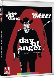 Day of Anger | aka Gunlaw | Blu-ray (Arrow Video)