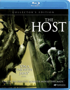 """The Host"" Blu-ray Cover"