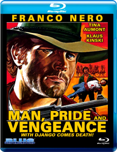 Man, Pride and Vengeance | Blu-ray (Blue Underground)