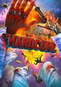 """""""Hardcore"""" Teaser Poster"""
