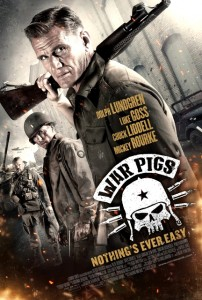"""War Pigs"" Theatrical Poster"
