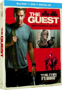 The Guest | Blu-ray & DVD (Universal)