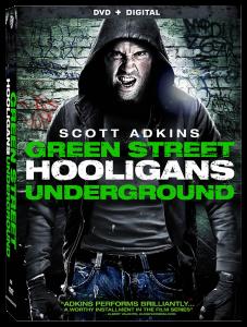 Green Street Hooligans: Underground | DVD (Lionsgate)